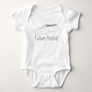 Body Para Bebê Gym futuro da dança dos calçados da ginástica de