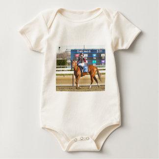 Body Para Bebê Herança real - Manny Franco