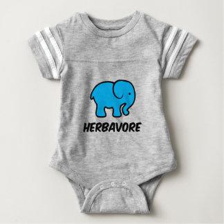 Body Para Bebê Herbavore