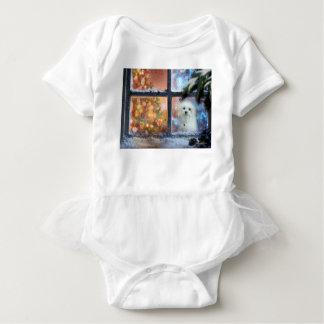 Body Para Bebê Hermes o maltês