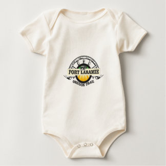 Body Para Bebê história de arte do laramie do forte
