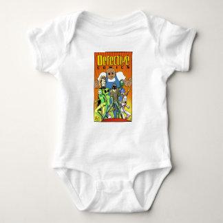 """Body Para Bebê História em quadrinhos defeituosa """"rei design do"""