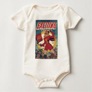 Body Para Bebê História em quadrinhos emocionante