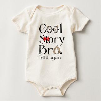 Body Para Bebê História legal Bro. Diga-o outra vez. 7