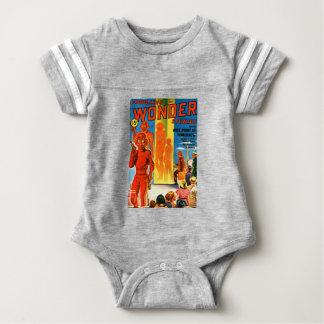 Body Para Bebê Histórias de maravilha de excitação -- Westpoint