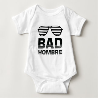 Body Para Bebê Hombre mau