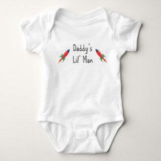 Body Para Bebê homem do lil dos daddys