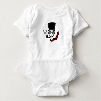 Body Para Bebê Homem invisível