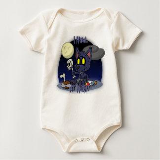 Body Para Bebê Homem-lobo Babygrow do bebê