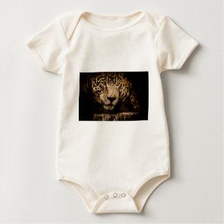 Body Para Bebê Homem temível Menacing de desengaço dos olhos da
