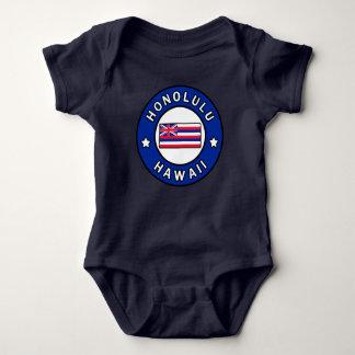 Body Para Bebê Honolulu Havaí