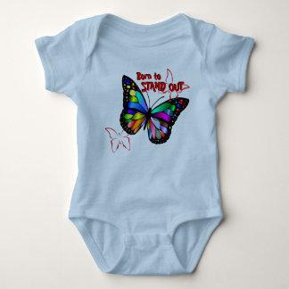 Body Para Bebê Honrando a diversidade: Nascer para estar para