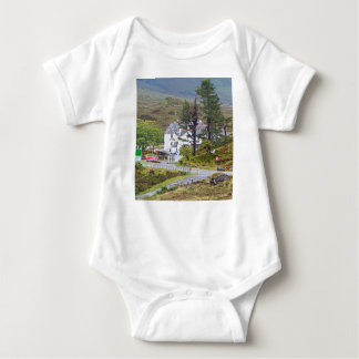 Body Para Bebê Hotel de Sligachan, ilha de Skye, Scotland