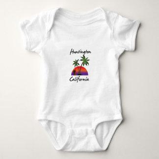 Body Para Bebê Huntington Beach