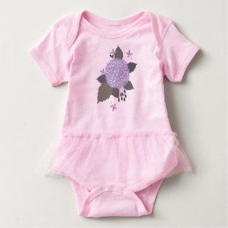 Body Para Bebê Hydrangea