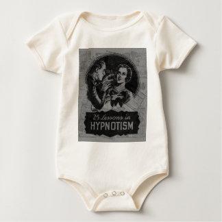Body Para Bebê Hypnotism do vintage