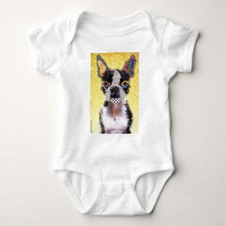 Body Para Bebê I love bulldog