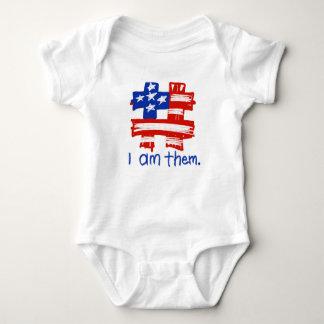 Body Para Bebê #IAmThem Flagtag