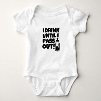 Body Para Bebê Idrink, até, ipass, para fora, engraçados, bebê,