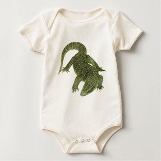 Body Para Bebê Iguana Sneaky de Galápagos