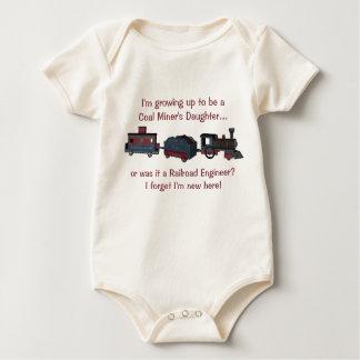 Body Para Bebê Im que crescem acima para ser uma filha dos