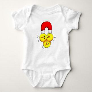 Body Para Bebê Ímã do pintinho