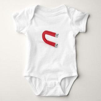 Body Para Bebê Ímã em ferradura