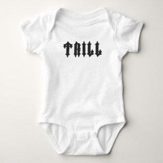 Body Para Bebê Impressão agradável do Trill