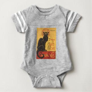 Body Para Bebê Impressão da arte de Le Conversa Noir