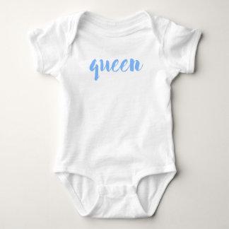 Body Para Bebê Impressão da rainha