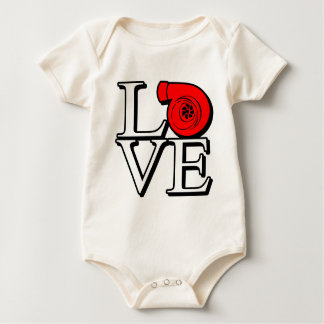 Body Para Bebê Impulsione o amor