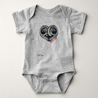 Body Para Bebê IMPULSIONE O AMOR para bebês