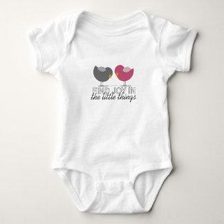 Body Para Bebê Incentivo nostálgico da proposta dos desenhos