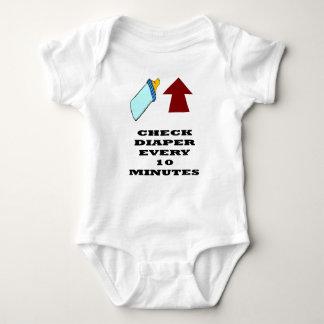 Body Para Bebê Instruções para Pappa