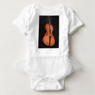 Body Para Bebê Instrumento amarrado cordas da madeira do