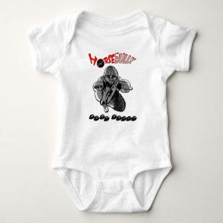 """Body Para Bebê INTIMIDAÇÃO BEBÊ dos bebês do """""""