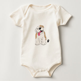 Body Para Bebê Intimidação do bebê