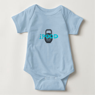 Body Para Bebê iPOOD