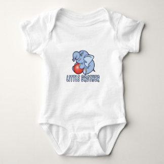 Body Para Bebê Irmão mais novo do brinquedo do elefante
