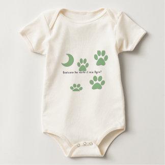Body Para Bebê Italiano-Ogre