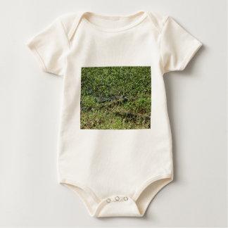 Body Para Bebê Jacaré do pântano de Louisiana em Jean Lafitte