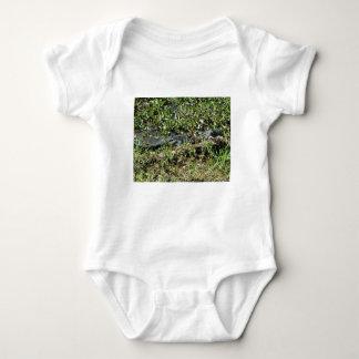 Body Para Bebê Jacaré do pântano de Louisiana no fim de Jean
