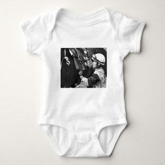 Body Para Bebê Jacqueline Davis