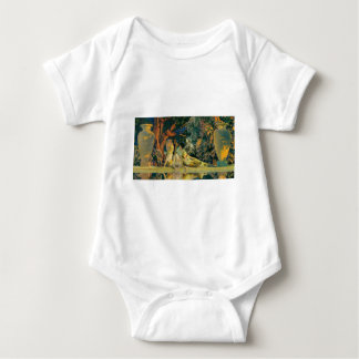 Body Para Bebê Jardim