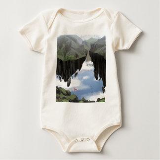 Body Para Bebê Jardim dos deuses