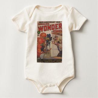 Body Para Bebê Jardim zoológico humano
