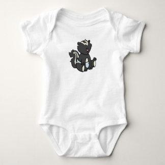 Body Para Bebê Jaritataca customizável do bebê