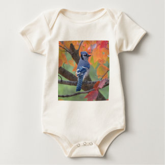 Body Para Bebê Jay azul