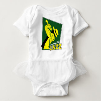Body Para Bebê jazz new orleans