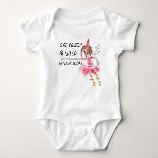 Body Para Bebê Jérsei para Babies body - Strampelanzug